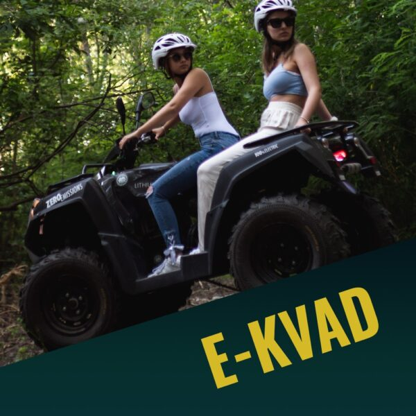 E-KVAD TURE 1
