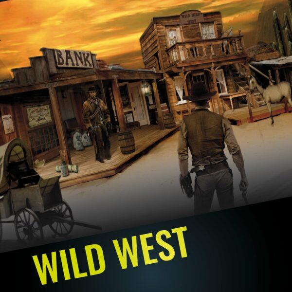 Wild West és Hunt Challange vadász szimulátor-0