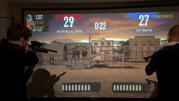 Wild West és Hunt Challange vadász szimulátor-1112