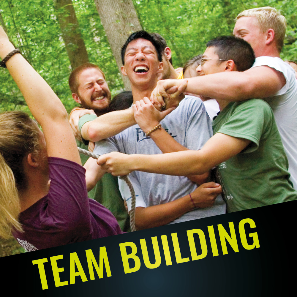 Zabavni tim-bilding programi 1